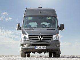 Ver foto 3 de Mercedes Sprinter Transfer 45 2014