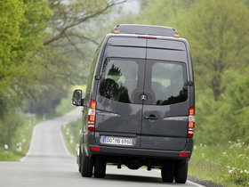 Ver foto 2 de Mercedes Sprinter Transfer 45 2014