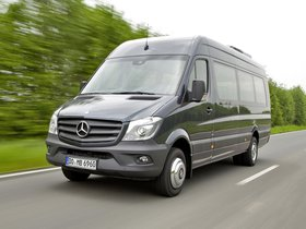 Fotos de Mercedes Sprinter Transfer 45 2014