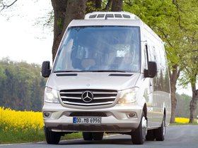 Ver foto 4 de Mercedes Sprinter Travel 65 2014