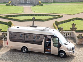 Ver foto 2 de Mercedes Sprinter Travel 65 2014