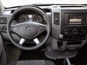 Ver foto 6 de Mercedes Sprinter Van 2013