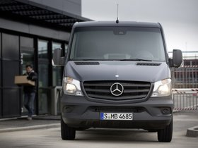Ver foto 5 de Mercedes Sprinter Van 2013