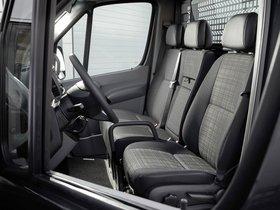 Ver foto 3 de Mercedes Sprinter Van 2013
