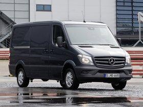 Fotos de Mercedes Sprinter Van 2013