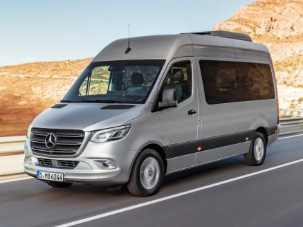 Mercedes Sprinter Mixto 311cdi Medio T.e Tt