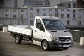 Ver foto 24 de Mercedes Sprinter Chasis Cabina 2013