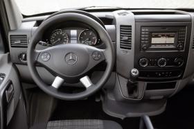 Ver foto 29 de Mercedes Sprinter Chasis Cabina 2013