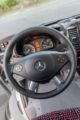 Ver foto 36 de Mercedes Sprinter Chasis Cabina 2013