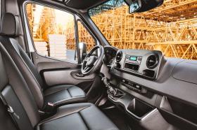 Ver foto 11 de Mercedes Sprinter Van 2018
