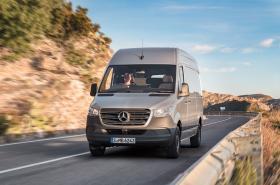 Ver foto 5 de Mercedes Sprinter Combi 2018