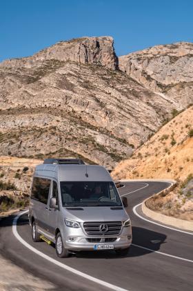 Ver foto 6 de Mercedes Sprinter Combi 2018