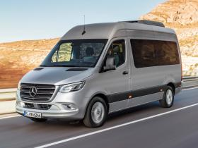 Fotos de Mercedes Sprinter
