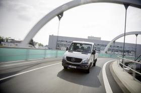 Ver foto 3 de Mercedes Sprinter Chasis Cabina 2013