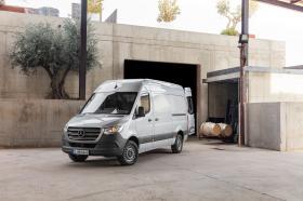 Ver foto 6 de Mercedes Sprinter Van 2018