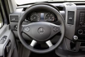 Ver foto 27 de Mercedes Sprinter Chasis Cabina 2013