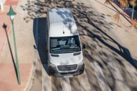Ver foto 16 de Mercedes Sprinter Van 2018