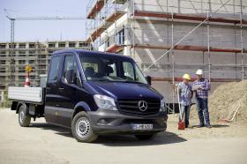 Ver foto 7 de Mercedes Sprinter Chasis Cabina 2013