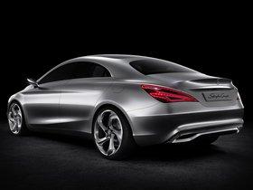 Ver foto 12 de Mercedes Style Coupe Concept 2012