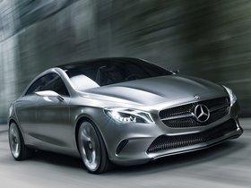 Ver foto 7 de Mercedes Style Coupe Concept 2012