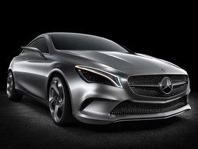 Ver foto 5 de Mercedes Style Coupe Concept 2012