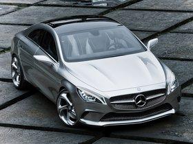 Ver foto 4 de Mercedes Style Coupe Concept 2012