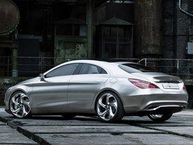 Ver foto 2 de Mercedes Style Coupe Concept 2012