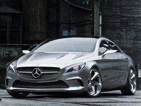 Fotos de Mercedes Style Coupe Concept 2012