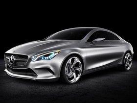 Ver foto 14 de Mercedes Style Coupe Concept 2012
