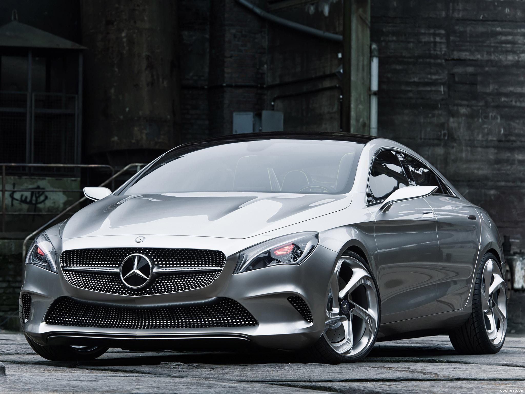 Foto 0 de Mercedes Style Coupe Concept 2012