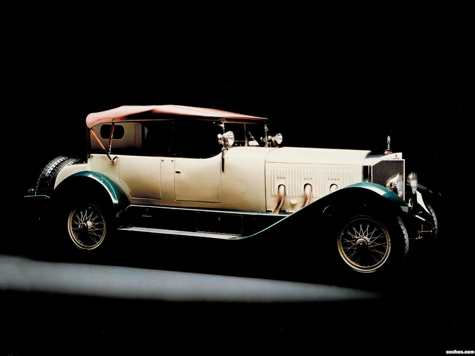 Foto 0 de Mercedes Type-S 1927