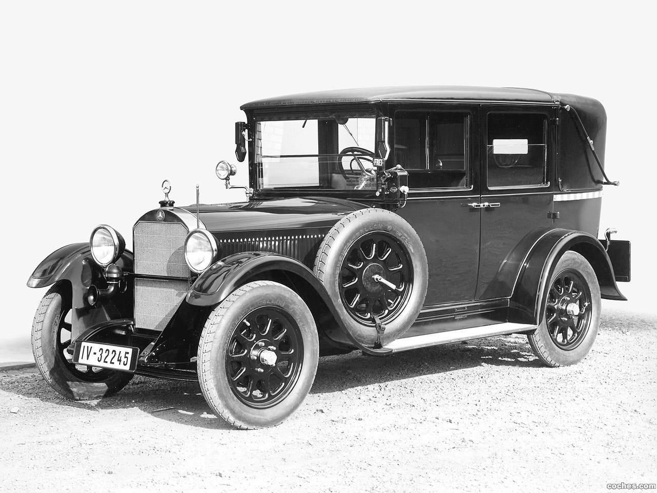 Foto 0 de Mercedes Type Stuttgart 1926