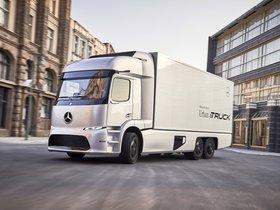 Ver foto 4 de Mercedes Urban e-Truck 2016