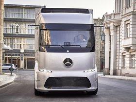 Ver foto 2 de Mercedes Urban e-Truck 2016