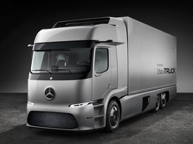 Ver foto 1 de Mercedes Urban e-Truck 2016