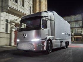 Ver foto 10 de Mercedes Urban e-Truck 2016