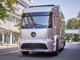 Ver foto 7 de Mercedes Urban e-Truck 2016
