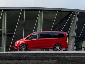 Ver foto 4 de Mercedes Clase V Designo Hyacinth Red Metallic W447 2017