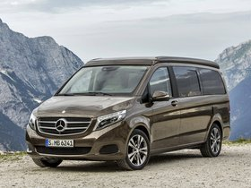 Ver foto 11 de Mercedes Clase V Marco Polo 2014