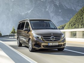 Ver foto 2 de Mercedes Clase V Marco Polo 2014