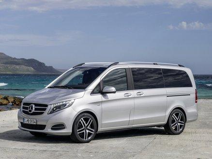 Mercedes Clase V V 160d Marco Polo Activity