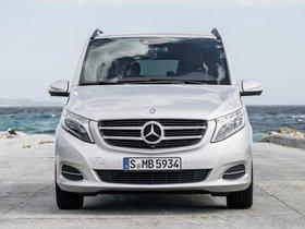 Ver foto 16 de Mercedes Clase V Avantgarde 2014