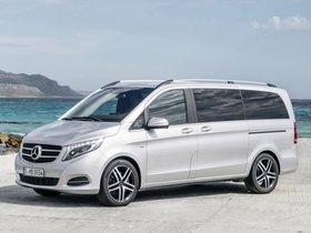 Ver foto 15 de Mercedes Clase V Avantgarde 2014