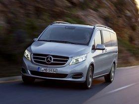 Ver foto 11 de Mercedes Clase V Avantgarde 2014
