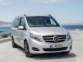 Ver foto 8 de Mercedes Clase V Avantgarde 2014