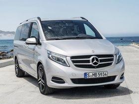 Ver foto 1 de Mercedes Clase V Avantgarde 2014