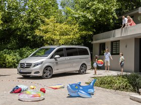 Ver foto 19 de Mercedes Clase V Avantgarde 2014
