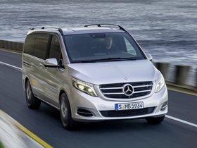 Ver foto 17 de Mercedes Clase V Avantgarde 2014