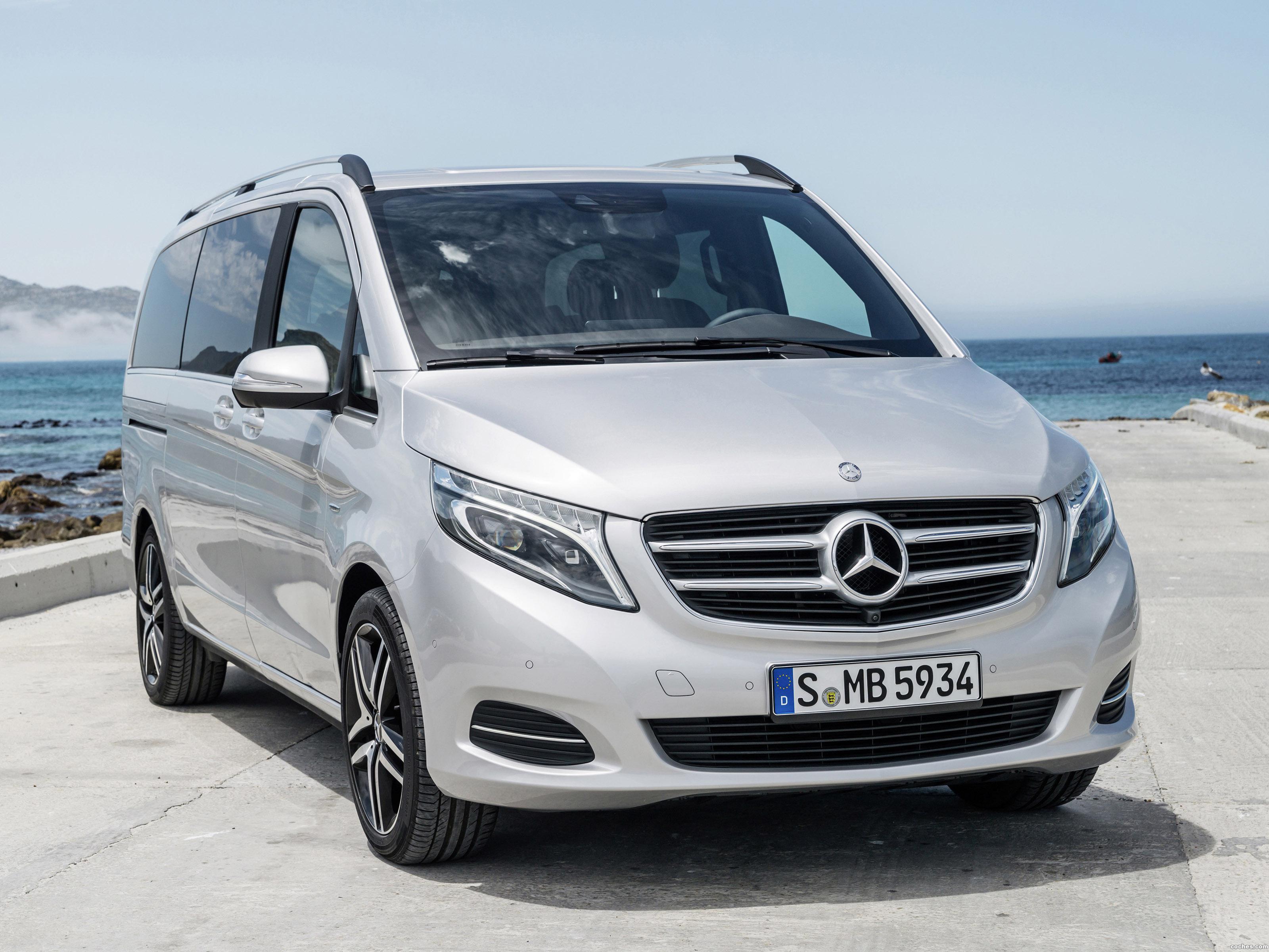Foto 0 de Mercedes Clase V Avantgarde 2014
