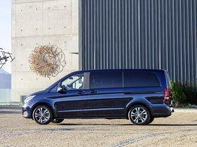 Ver foto 9 de Mercedes Clase V250 BlueTEC 2014
